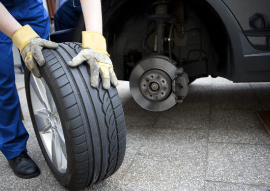 Tyre Servicing